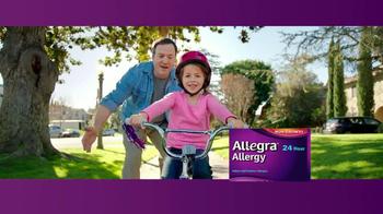 Allegra TV Spot, 'First Bike Ride' - Thumbnail 5