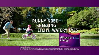 Allegra TV Spot, 'First Bike Ride' - Thumbnail 6