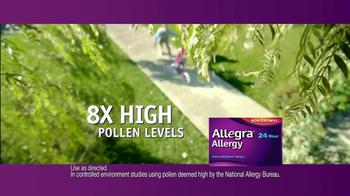 Allegra TV Spot, 'First Bike Ride' - Thumbnail 7
