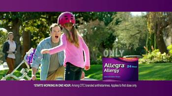 Allegra TV Spot, 'First Bike Ride' - Thumbnail 8
