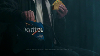 Taco Bell Cool Ranch Doritos Locos Tacos TV Spot, 'Splashed by a Truck'  - Thumbnail 3