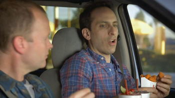 Sonic Drive-In Sweet Potato Tots TV Spot, 'Grounded' - Thumbnail 4