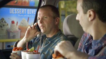 Sonic Drive-In Sweet Potato Tots TV Spot, 'Grounded' - Thumbnail 7