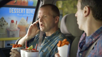 Sonic Drive-In Sweet Potato Tots TV Spot, 'Grounded' - 2930 commercial airings