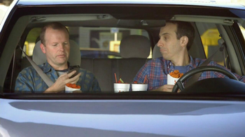 Sonic Drive-In Sweet Potato Tots TV Spot, 'Grounded' - Thumbnail 9