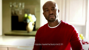 Kellogg's Share Breakfast TV Spot, 'Childhood Hunger' Featuring Taye Diggs - Thumbnail 4