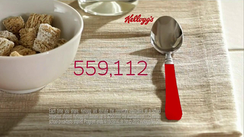 Kellogg's Share Breakfast TV Spot, 'Childhood Hunger' Featuring Taye Diggs - Thumbnail 8
