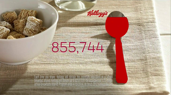 Kellogg's Share Breakfast TV Spot, 'Childhood Hunger' Featuring Taye Diggs - Thumbnail 9