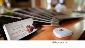 Vistaprint TV Spot, 'Small-Business Owners' - Thumbnail 4