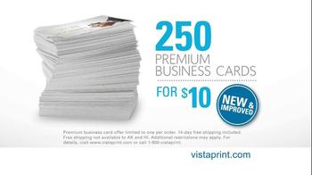 Vistaprint TV Spot, 'Small-Business Owners' - Thumbnail 9