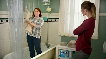 Cottonelle Clean Care TV Spot, 'Clean Without Water' - Thumbnail 5