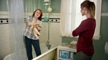Cottonelle Clean Care TV Spot, 'Clean Without Water' - Thumbnail 6