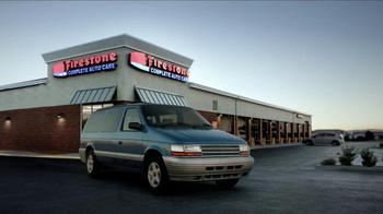 Firestone Complete Auto Care TV Spot, 'Parallel Parking' - Thumbnail 10
