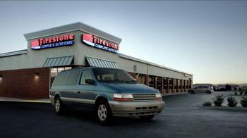 Firestone Complete Auto Care TV Spot, 'Parallel Parking' - Thumbnail 9