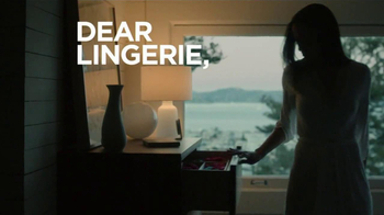 JCPenney TV Spot, 'Dear Lingerie' Song by Divine Fits - 162 commercial airings