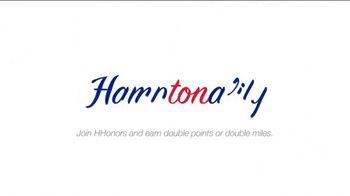 Hampton Inn & Suites TV Spot, 'Hamptonality' - Thumbnail 9
