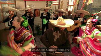 Catholics Come Home TV Spot '2000 Years' - Thumbnail 1