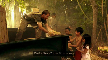 Catholics Come Home TV Spot \'2000 Years\'