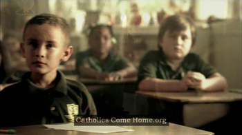 Catholics Come Home TV Spot '2000 Years' - Thumbnail 3