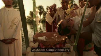 Catholics Come Home TV Spot '2000 Years' - Thumbnail 5