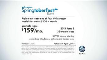2013 Volkswagen Jetta S TV Spot 'More Dangerous' - Thumbnail 9