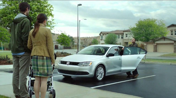 2013 Volkswagen Jetta S TV Spot 'More Dangerous'