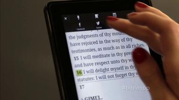 Bible App TV Spot - Thumbnail 5