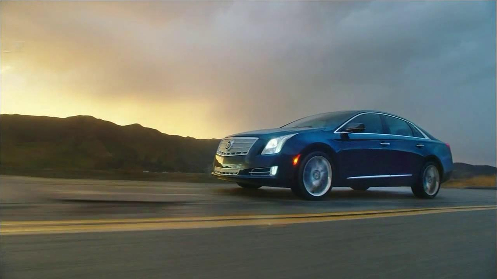 2013 Cadillac Xts Tv Commercial Look Again Song By Victory Ispot Tv