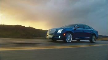 2013 Cadillac XTS TV Spot, 'Look Again' Song by Victory - Thumbnail 8
