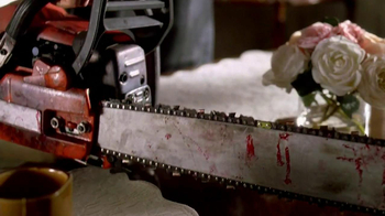 Ad Council TV Spot, 'Blocked: Chainsaw' - Thumbnail 4