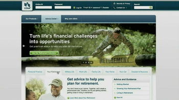 USAA Retirement Guide TV Spot, 'Advice' - Thumbnail 3