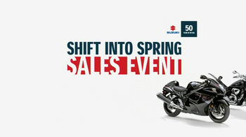 Suzuki Shift Into Spring Sales Event TV Spot, '50 Years' - Thumbnail 10