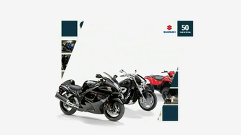 Suzuki Shift Into Spring Sales Event TV Spot, '50 Years' - Thumbnail 9
