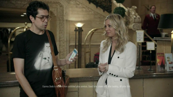 Priceline.com TV Spot, 'Cat Guy' Featuring Kaley Cuoco - Thumbnail 4