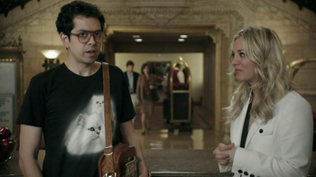 Priceline.com TV Spot, 'Cat Guy' Featuring Kaley Cuoco - 3799 commercial airings
