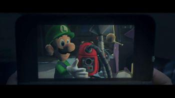 Luigi's Mansion: Dark Moon TV Spot, 'Ghosts'