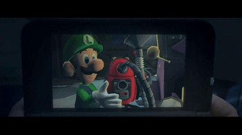 Luigi's Mansion: Dark Moon TV Spot, 'Ghosts' - Thumbnail 4