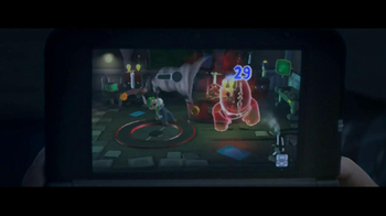 Luigi's Mansion: Dark Moon TV Spot, 'Ghosts' - Thumbnail 8