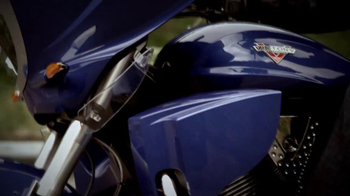 Victory Motorcycles TV Spot, 'Challenge' - Thumbnail 3