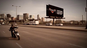 Victory Motorcycles TV Spot, 'Challenge' - Thumbnail 7