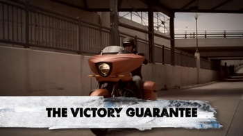 Victory Motorcycles TV Spot, 'Challenge' - Thumbnail 9