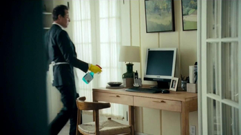 Allstate Home Insurance TV Spot, 'Mayhem: World's Worst Cleaning Lady' - Thumbnail 1