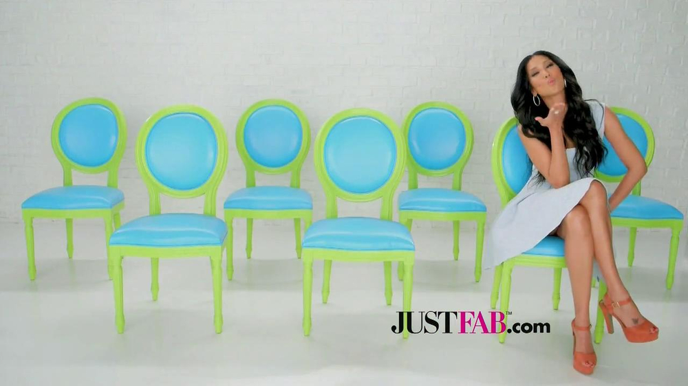 JustFab.com TV Commercial Featuring Kimora Lee Simmons