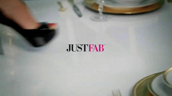 JustFab.com TV Spot Featuring Kimora Lee Simmons - Thumbnail 1