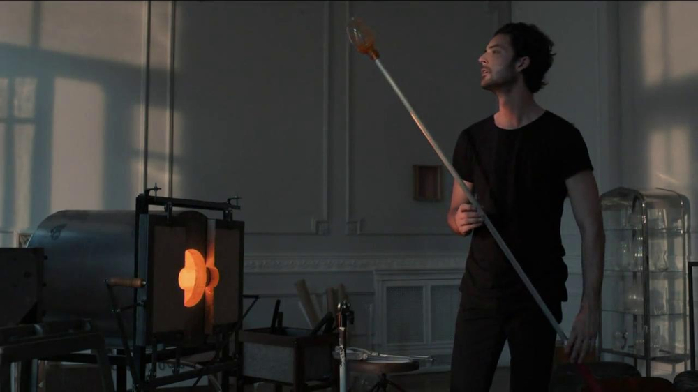 Stella Artois TV Commercial, 'Glass Blowing'