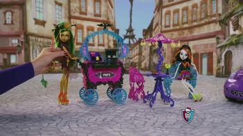 Monster High Scaris City of Frights TV Spot