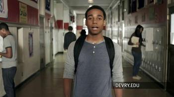 DeVry University TV Spot, 'Prepared for Tomorrow' - Thumbnail 4