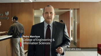DeVry University TV Spot, 'Prepared for Tomorrow' - Thumbnail 5
