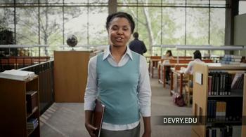 DeVry University TV Spot, 'Prepared for Tomorrow' - Thumbnail 6
