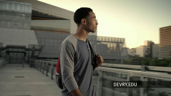 DeVry University TV Spot, 'Prepared for Tomorrow' - Thumbnail 7